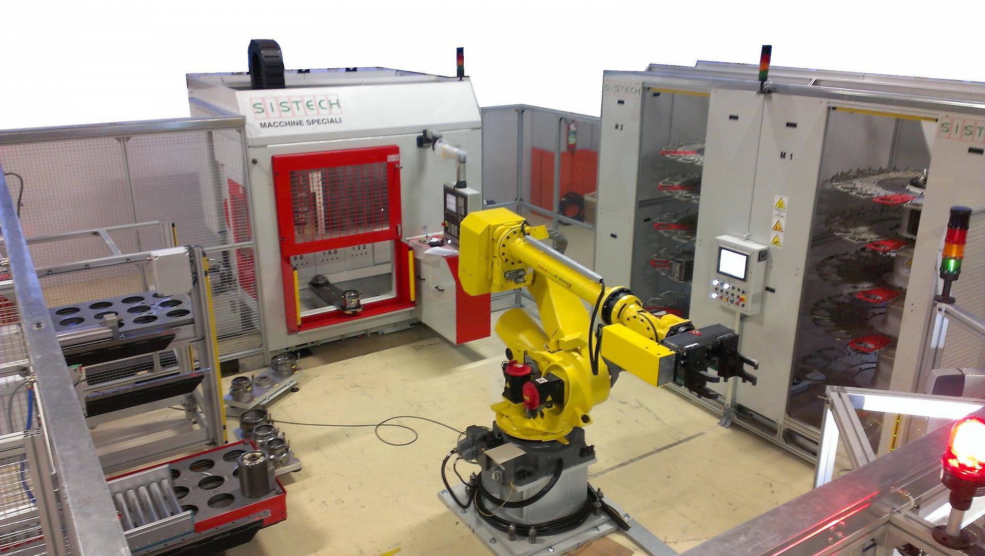 Sistemi Robotizzati