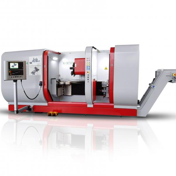 Standard Horizontal Lathes and Special Lathes on request