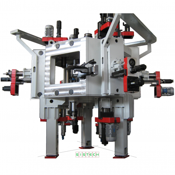 Rotary Table Transfer Machine
