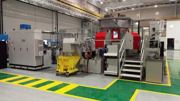 AIRBAG INFLATORS PRODUCTION PLANT